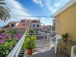Cozy apartment in the center of Split with Parking, Internet, Air conditioning,