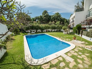 Spacious house in Fuengirola with Parking, Internet, Washing machine, Air condit