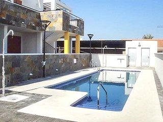 Spacious apartment in Cuevas del Almanzora with Parking, Washing machine, Air co