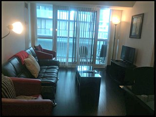 Cozy apartment very close to the centre of Toronto with Parking, Internet, Washi