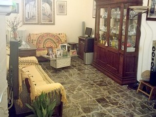 Spacious apartment in the center of Specchia with Parking, Internet, Washing mac