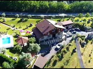 Spacious villa in Iurreta with Parking, Washing machine, Pool, Terrace