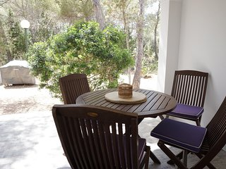 Cozy house in Platja de Migjorn with Parking, Internet, Washing machine, Air con