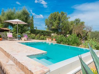 Cozy villa in Costitx with Parking, Internet, Washing machine, Pool