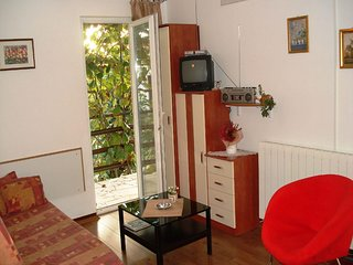 Cozy apartment in the center of Krnica with Parking, Internet, Air conditioning,