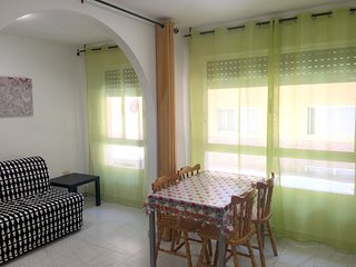 Spacious apartment in Arona with Parking, Internet, Washing machine
