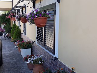 Cozy house in Tollo with Parking, Internet, Balcony, Garden