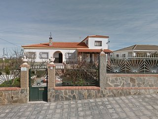 Spacious house in Guadix with Parking, Washing machine, Pool, Terrace