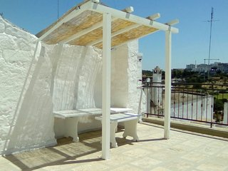 Cosy studio in the center of Ostuni with Parking, Washing machine, Air condition