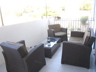 Spacious apartment in the center of L'Ile-Rousse with Parking, Internet, Washing