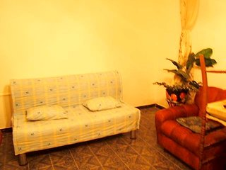 Spacious apartment in the center of Sant'Antioco with Parking, Internet, Washing