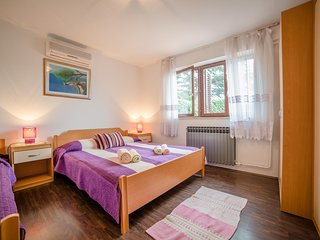 Spacious apartment in the center of Rovinj with Internet, Washing machine, Air c