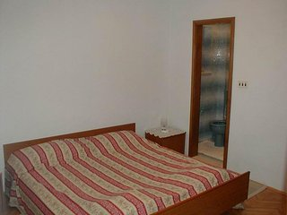 Spacious apartment in the center of Mlini with Parking, Internet, Washing machin