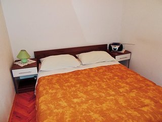 Cozy apartment in the center of Bibinje with Parking, Air conditioning, Balcony