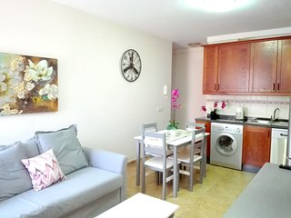 Cozy apartment in Taibique with Parking, Internet, Washing machine