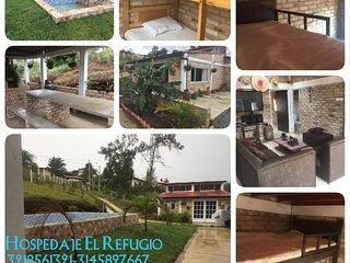 Hospedaje El Refugio