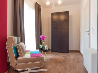 Cozy house in the center of Marsala with Parking, Internet, Air conditioning, Ba