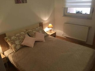 Spacious apartment in Zagreb with Parking, Internet, Washing machine, Air condit