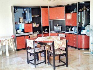 Spacious apartment in Siderno with Parking, Washing machine, Air conditioning, B