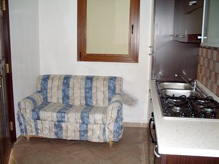 Cozy apartment in the center of Galtelli with Parking, Washing machine, Air cond