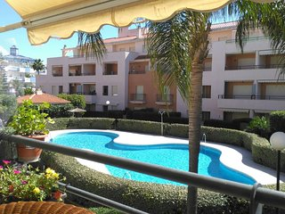 Spacious apartment in Rota with Lift, Parking, Washing machine, Air conditioning