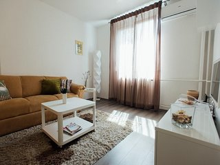 Cozy apartment in Zagreb with Internet, Washing machine, Air conditioning, Balco