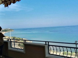 Cozy apartment in the center of Capo Rizzuto with Washing machine, Air condition