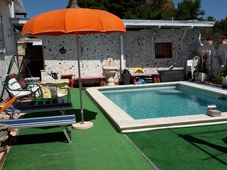 Cozy house in La Strea with Parking, Internet, Washing machine, Pool