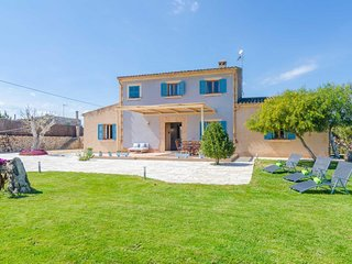 Spacious house in Manacor with Parking, Internet, Washing machine, Terrace
