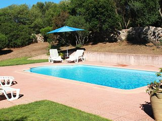 Spacious villa in Zonza with Parking, Internet, Washing machine, Air conditionin