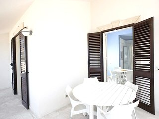 Spacious apartment in the center of Trappeto with Parking, Internet, Air conditi