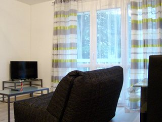 Cozy apartment in the center of Chambéry with Parking, Internet, Washing machine
