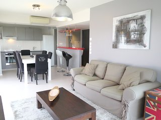 Spacious apartment in Hossegor with Parking, Internet, Washing machine, Air cond