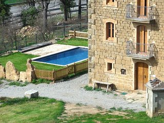 Spacious villa in Llobera with Parking, Internet, Washing machine, Pool