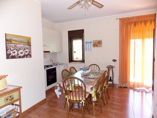 Spacious apartment in the center of Favara with Parking, Internet, Air condition