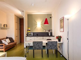 Cosy studio in the center of Verona with Lift, Internet, Washing machine, Air co