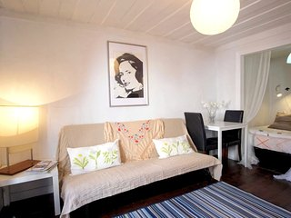 Cozy apartment in the center of Lisbon with Internet, Washing machine, Balcony
