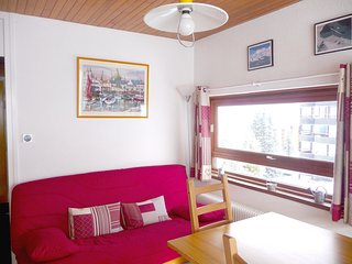 Cozy apartment in the center of Chamrousse with Parking, Washing machine, Balcon