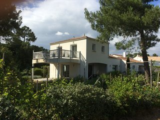 Spacious house close to the center of La Tranche-sur-Mer with Parking, Washing m