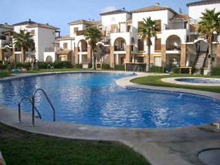 Spacious apartment in Vera with Parking, Washing machine, Air conditioning, Pool