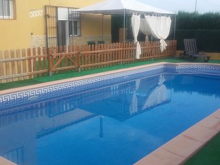Cozy house in Águilas with Parking, Internet, Air conditioning, Pool