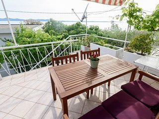 Spacious apartment in Zadar with Parking, Internet, Air conditioning, Terrace