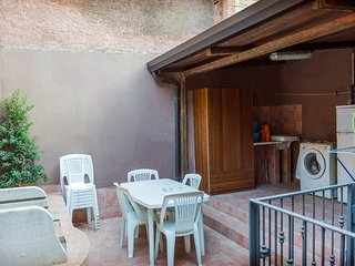 Cozy house in the center of Catania with Parking, Internet, Washing machine, Air