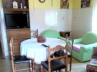Spacious apartment in Teulada with Parking, Internet, Washing machine, Air condi