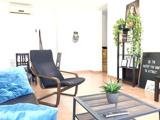 Spacious apartment in Conil de la Frontera with Parking, Internet, Washing machi
