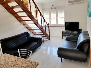 Spacious apartment in the center of Arrentela with Parking, Internet, Washing ma