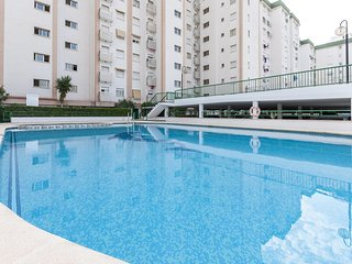 Cozy apartment in the center of Grau i Platja with Lift, Washing machine, Pool,