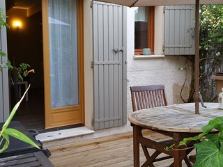 Cozy house in the center of Mérindol with Parking, Internet, Washing machine, Ai