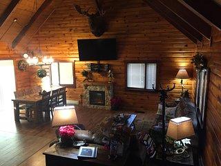 Pocono Cozy Cabin