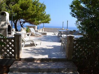 Cozy house in Monopoli with Parking, Internet, Air conditioning, Garden